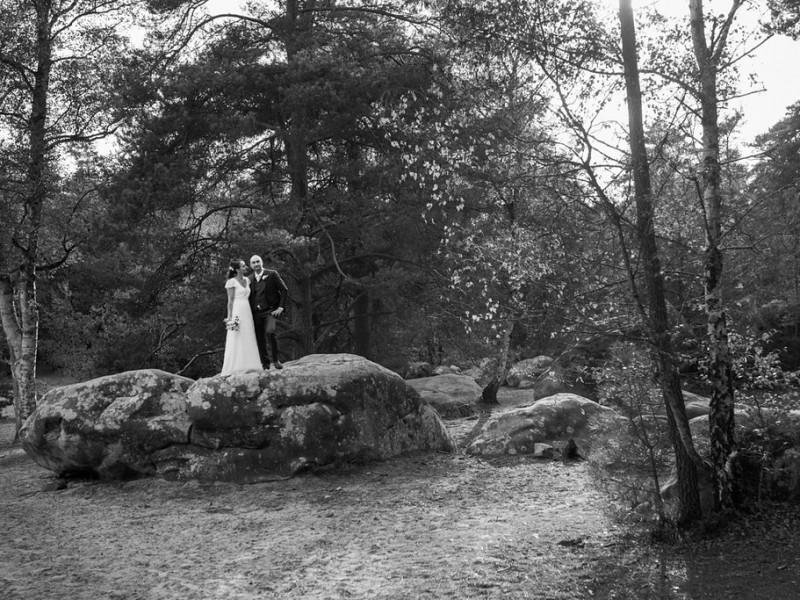 Colibri dit oui mariage moulin de gueliz